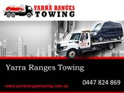 Car Towing Yarra Valley - Yarra Ranges Towing