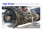 High Rated Pw 100 Engine For Sale
