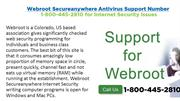 Dial Webroot Customer Support Service Phone Number - 1-800-445-2810
