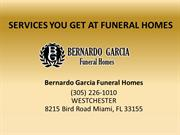 Funeral Home Miami- Services You Get At Funeral Homes
