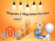Upgraded magento migration services and tools