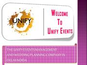unify event ppt