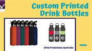 Advertise your Brand with Promotional Drink Bottles and Water Bottles