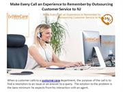 Outsourcing Customer Service to NJ