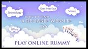 How to find a reliable website to play online rummy