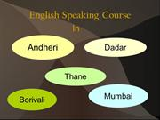 Train the Trainer and English speaking Course