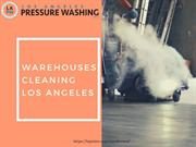 Warehouses Cleaning Los Angeles