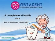 Best Dentist in Hyderabad | Best Dentist in Banjarahills | VistaDent