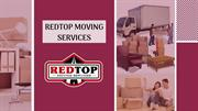 Moving Services San Francisco & Oakland | RedTop Moving Services