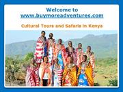 Cultural Tours and Safaris in Kenya