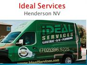 Ideal Services Henderson, Henderson NV