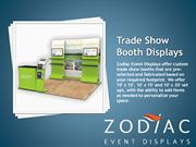 Trade Show Booth Displays | Best Advertising Agency In USA