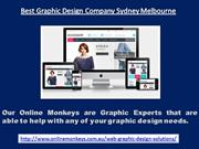 Best Graphic Design Company Sydney Melbourne