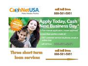 pay day loan store
