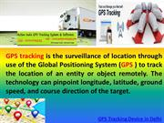 GPS Tracking System in Delhi, Car Bike Tracker, Personal Tracking