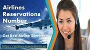 Airlines Reservations Number - Book Cheap Flights, Airline Tickets