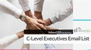 C-Level Executives Mailing List - inboxCEO