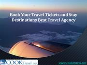 Book Your Travel Tickets and Stay Destinations Best Travel Agency