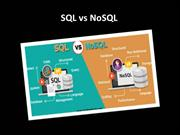 Difference between SQL and Non SQL