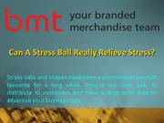 Can A Stress Ball Really Relieve Stress