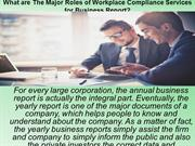 What are The Major Roles of Workplace Compliance Services for Business