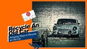 2 Amazing Ways to Recycle an Old Car
