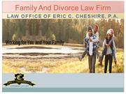 Family And Divorce Law Firm