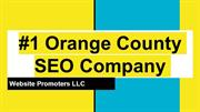 #1 Orange County SEO Company - Website Promoters LLC