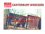 Canterbury wreckers(NEED A CAR WRECKER IN CHRISTCHURCH)