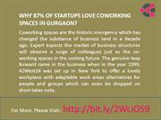 Startups love to start from Coworking Space in Gurgaon