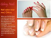 How to find the best nail salon near me | California