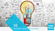 10 Innovation Lessons for Success