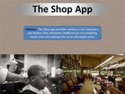 The Shop App May 2019 - The Shop App Barber Booking