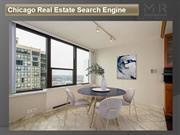 Chicago Real Estate Search Engine