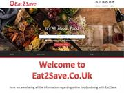 How to Order Your Favorite Food with Eat2Save