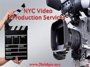 NYC Video Production Services | 2Bridges Production