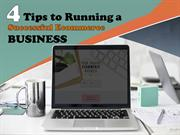 Tips to Running a Successful Ecommerce Business
