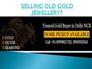 Selling Old Gold Jewellery