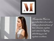 best hair salon sydney