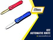 Add OTF Automatic Knife to Your Knives Collection!