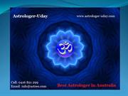 Best Vedic astrologer in Sydney, Australia
