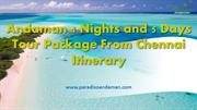 4 Nights to 5 Days Andaman Tour Package