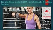Best ems fitness  center in 2019 - ems training bodybuilding And ems