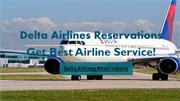Book or Update Flights Tickets at Delta Airlines Reservations