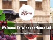 Detail Presentation About Wine Experience Tours in Europe