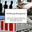 Self Storage Management - Self Storage Works