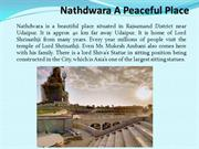 Nathdwara A Peaceful Place