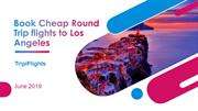 Book Cheap Round Trip flights to Los Angeles
