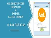 AOL Desktop Gold Download Error. Contact AOL Support For Help