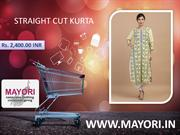 STRAIGHT CUT KURTA - MAYORI CONSCIOUS CLOTHING